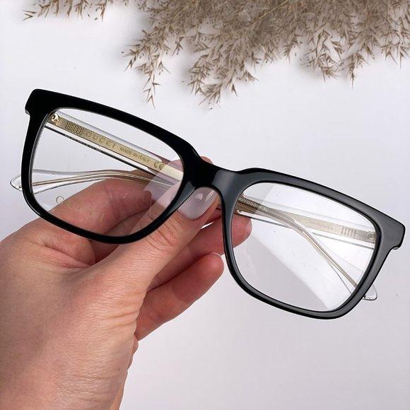 🔥 Gucci Eyeglasses GG0560O 005 Women